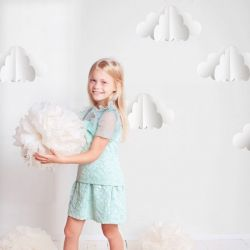 Wall Sticker 3D Clouds | Medium