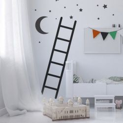 Wall Sticker Ladder To The Sky