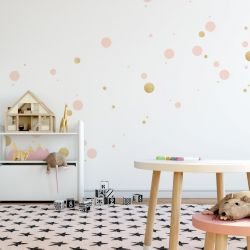 Wall Sticker Set Bubbles