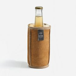 Durable Demi Cooler of Wool | Camel