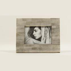 Bilderrahmen | 18 x 13 cm | Linien