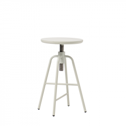 Tabouret de Bar Réglable Big Hug | Gris