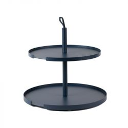 Cake Stand 2 Levels Big Hug | Blue