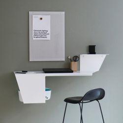 Bureau Desk | Blanc