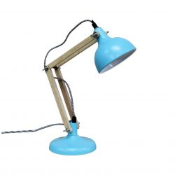Mini Table Lamp Dexter | Turquoise