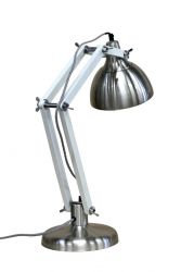 Table Lamp Dexter | Metal & White