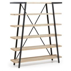 Bookcase | 6 Shelves