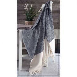 Blanket Diamond L | Dark Blue