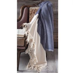 Blanket Diamond XL | Dark Blue