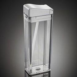 Einzigartiges Getränk in der Box | Weiß & transparent