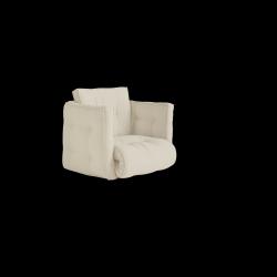 Sessel Würfel | Beige