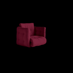 Armchair Dice | Bordeaux