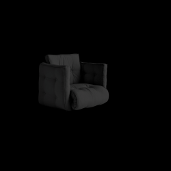 Armchair Dice | Dark Grey