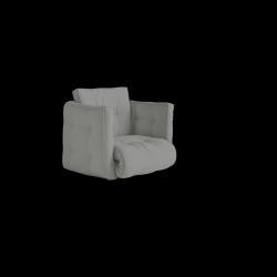 Armchair Dice | Grey