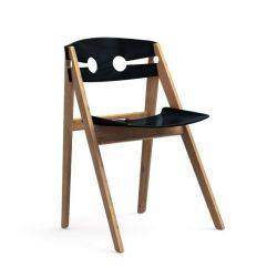 Dining Chair n° 1 | Black