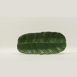 Teller Bananenblatt | Grün
