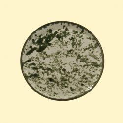 Assiette Olive Mottled