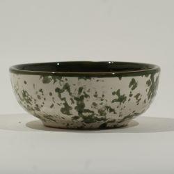Schale Olive Mottled