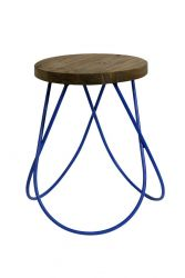 Disco Tabouret | Blue