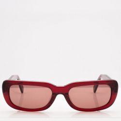 Sonnenbrille Unisex Dixon | Burgund
