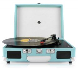 Record Player | Light Blue