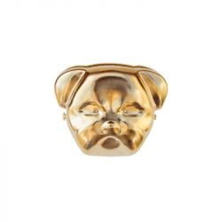 Notizblock-Halter | Bulldogge