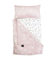 Dolly Cot Bedding Blushing Blossoms