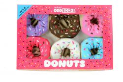 Sokken Donut | Set van 6