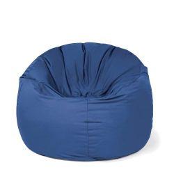 Outdoor Sitzsack Donut Plus | Meeresblau