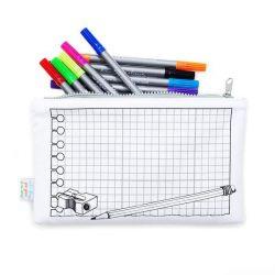 Doodle-Bleistifttasche