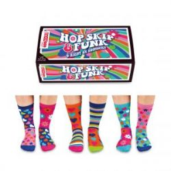 Socks Hop Skip Funk | Set of 6