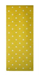 Yellow Dot Rug