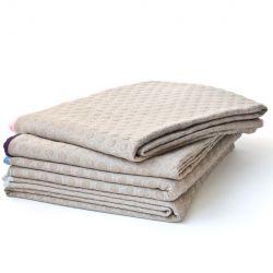 DOTS Blanket Beige
