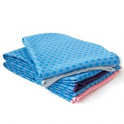 DOTS Blanket Blue