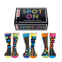 Socken Spot On | 6er-Satz
