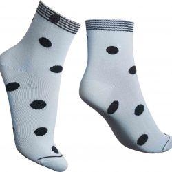 Damen-Socken Dotty | Blau