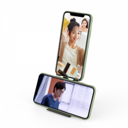 Dual Foldable Tablet or Smartphone Stand