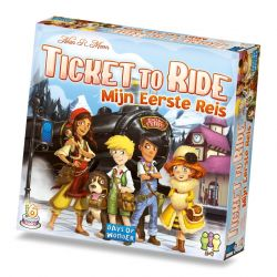Bordspel | Ticket to Ride Mijn Eerste Reis