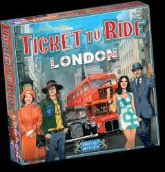 Brettspiel | Fahrkarte für London