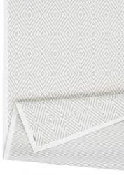 Two-sided Rug Kalana | White