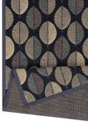 Doppelseitiger Teppich Parna | Carbon