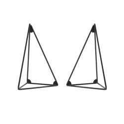 Bracket | Set of 2 | Black