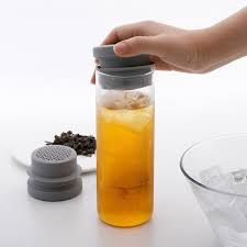 Teeflasche für kalten Aufguss TUBO