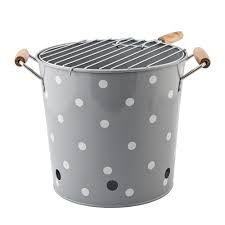 Outdoor Barbecue | Stainless Steel | Grey
