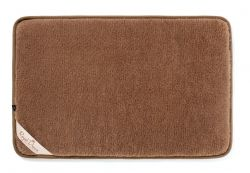 Wool Animal Carpet Merino | Brown