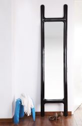 Drab Mirror- Black