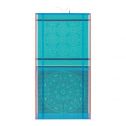 Strandtuch Zellige Pool 200 x 100 cm | Blau