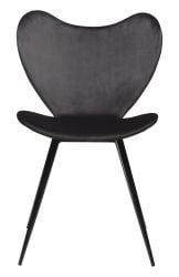 Chair Dreamer Velvet | Black