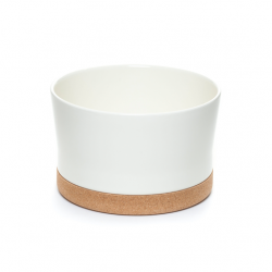 Dressing Salad Bowl | Pearl