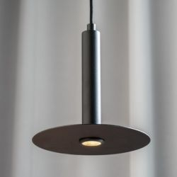 Pendant Lamp PLATE | Black